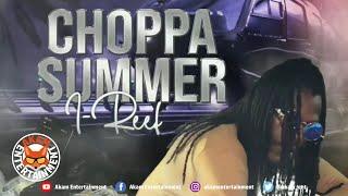 I-Reef - Choppa Summer [Audio Visualizer]