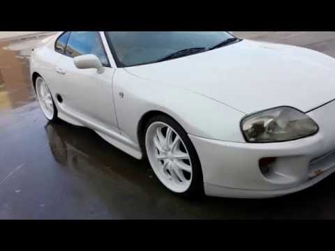 supra jdm custom stance wheels paintjob monster beast 20inch mags white on white euro usa aus