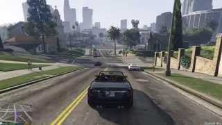 Grand Theft Auto V Gameplay - GTX 660 / i5 2500k 3.3Ghz / 8GB (PC HD)
