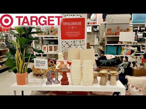 Shop WITH ME TARGET OPALHOUSE HOME DECOR IDEAS WALK THROUGH 2018