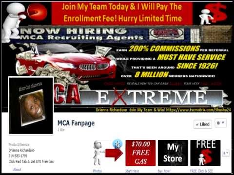 Join Motor Club Of America For Free On Me Then Get Free