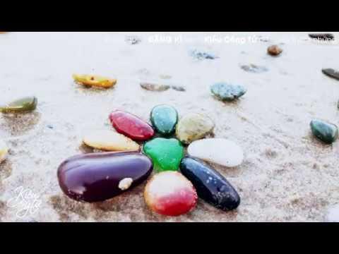 BÃI ĐÁ 7 MÀU Như Ngọc Ở Bình Thuận | Co Thach Beach | Du Lịch Phan Thiết | Kiều Công Tử