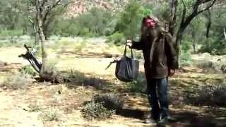 Как поймать кенгуру втайге - видеоурокотДеля