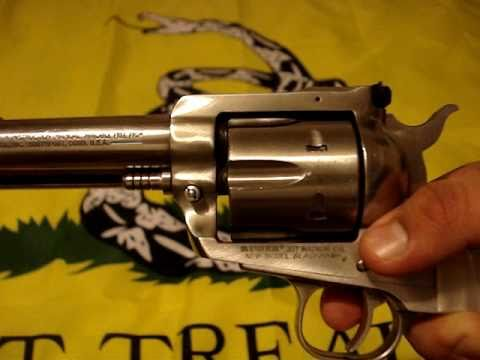 Ruger Blackhawk .357 Magnum Review and Field Strip