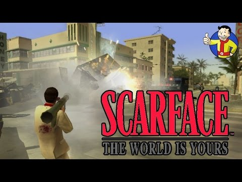 Обзор Scarface: The World is Yours (by Yukevich)