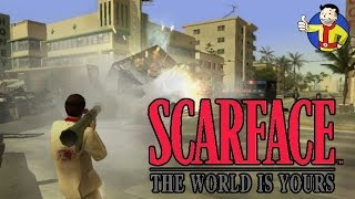 Обзор Scarface: The World is Yours (Игра по фильму