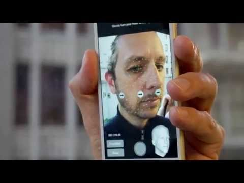 Scan yourself into virtual worlds with Seene