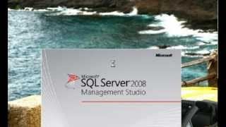 How to Deattach | detach and re attach a database file in Microsoft SQL Server 2008 ?