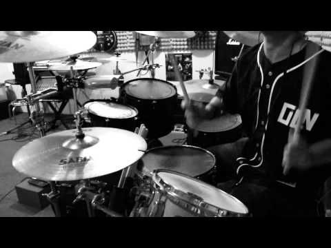 Winnipeg vs. Everybody - 18k (Drum Cover by Jason Miazga)
