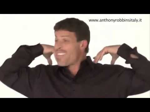 4 Keys To Success!  Anthony Robbins Explains Passion Knowledge Decision Action