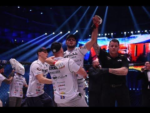 KSW 46: Tomasz Narkun - wywiad po walce