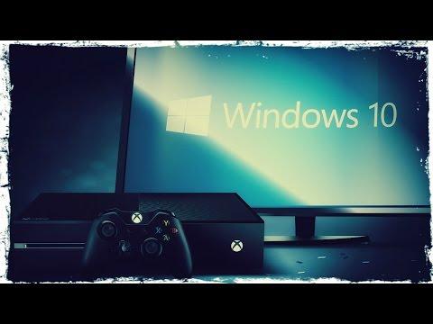 Смотреть прохождение игры Xbox One обновление Windows 10. Обзор новой прошивки и ее функций.