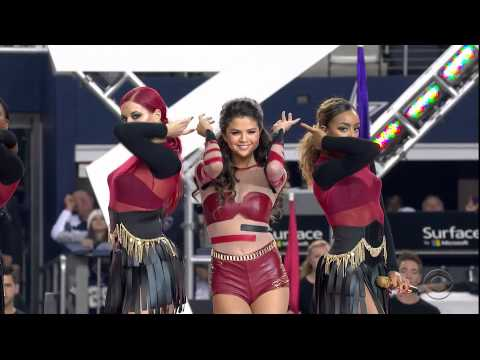 Selena Gomez   NFL Thanksgiving Day Halftime Show FULL