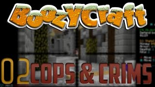 "Boozycraft | Cops & Crims | ""DJ Patience & DJ MK in the MORNIN"