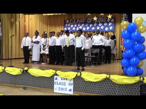 I Believe I Can Fly Lee Elementary 5th Grade Graduation Song