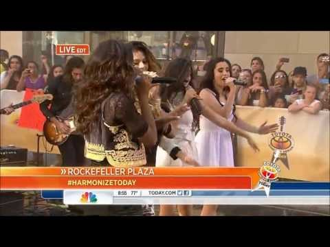 Fifth Harmony - Miss Movin' On / Me & My Girls (Today Show Performance)