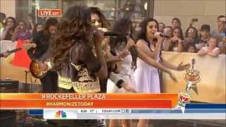 Fifth Harmony Miss Movin On Me My Girls Today Show Performance
