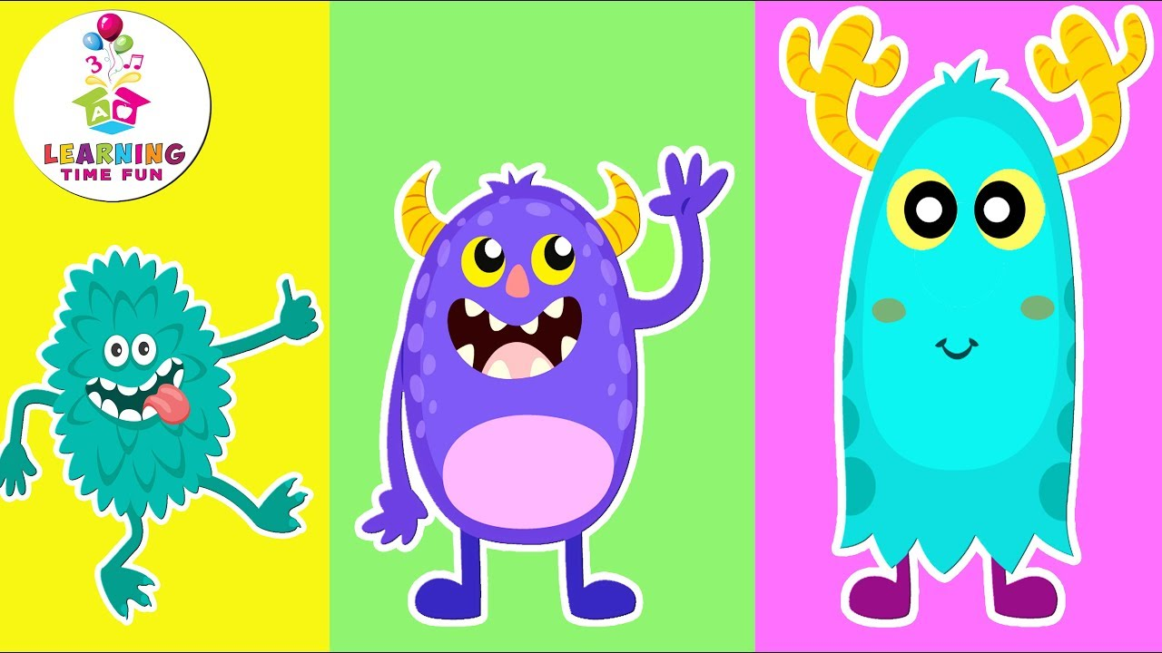 Big Bigger Biggest   Learning Time Fun, Kid's Songs   Size for Kids   Big Bigger Biggest for Ki