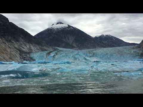 Dawes Glacier Catastrophic Calving