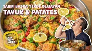 Tarifi Baka Yerde Olmayan Tavuk Patates Tarifi Ben Bunu Yerim 17 Yemek.com
