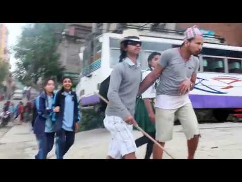Prank Video Dhulikhel Hospital Ft Sudip/Bibek (Pranker  ले ध