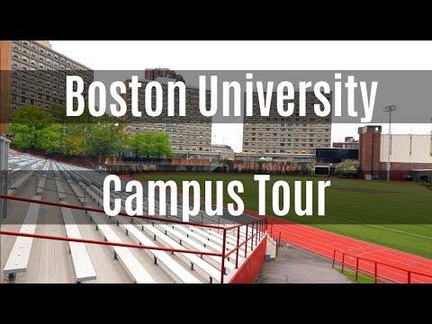 Boston University Campus Tour | Study In USA | Fellow Brownie