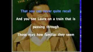 Laura Frank Sinatra The Voice lirycs Text