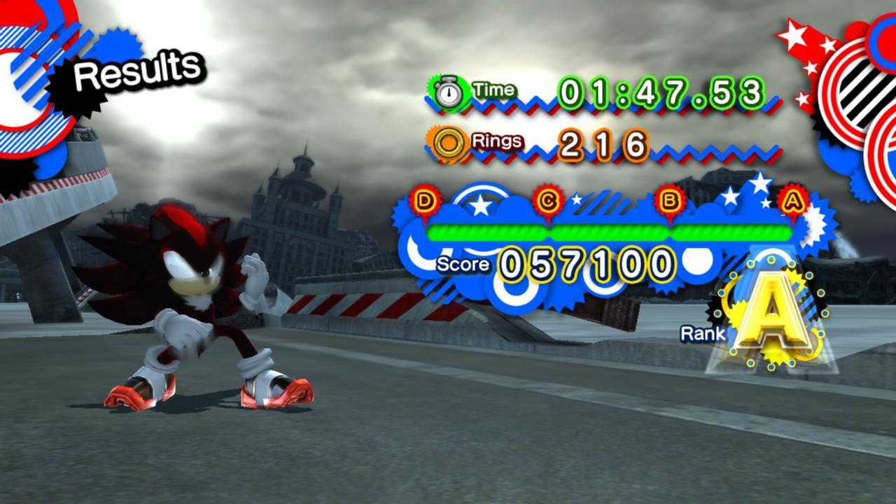 Sonic Generations Dark Shadic Mod - YouTube