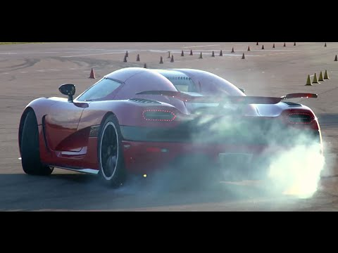 Koenigseggs and Sliding Porsches  - /DRIVE on NBC Sports: EP06 PT1