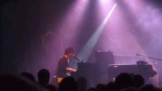 Jamie Cullum - Wheels - Paris, 20 October 2009