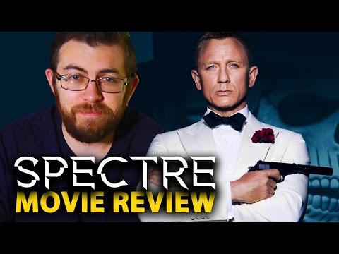 SPECTRE -- James Bond Movie Review