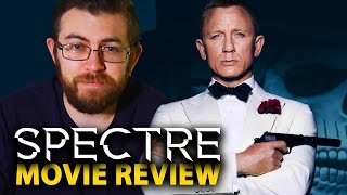 SPECTRE -- James Bond Movie Review
