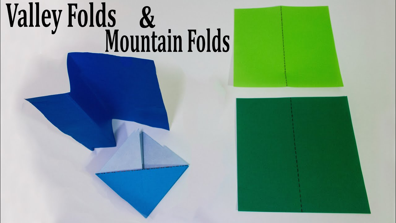 Origami Basics: Preliminary Fold - YouTube | 720x1280