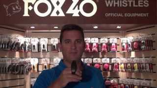 Fox 40 Caul Pealess Whistle