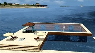 Sims 3 Tutorial Building Pools On Stilted Foundations