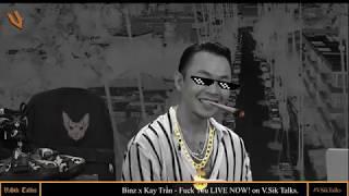 NHỮNG CÂU HỎI HÀI HƯỚC || VSik Talk Show #3 featuring BINZ || BINZ OFFICIAL