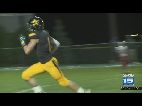 South Adams tops Jay County on 9/29/17