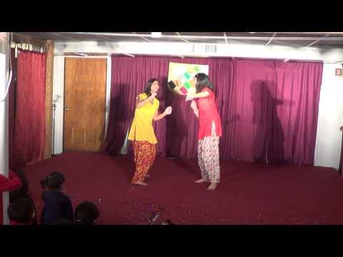 Family Night 2015 - 22 - Dance by Trisha,...
