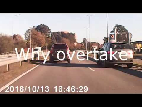 Drivers in Latvia Compilation