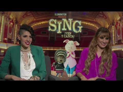 Walter Campos entrevista al elenco latino de doblaje de la película