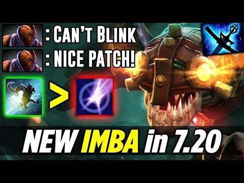 Sakata Slark NEW IMBA - 7.20 DOTA 2 NEW PATCH