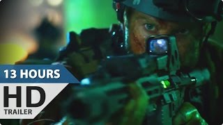 13 Hours: The Secret Soldiers of Benghazi Trailer Deutsch German (2016) Michael Bay