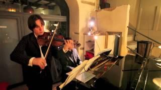 J.Brahms Violin Sonata nr.3 Un poco presto e con sentimento