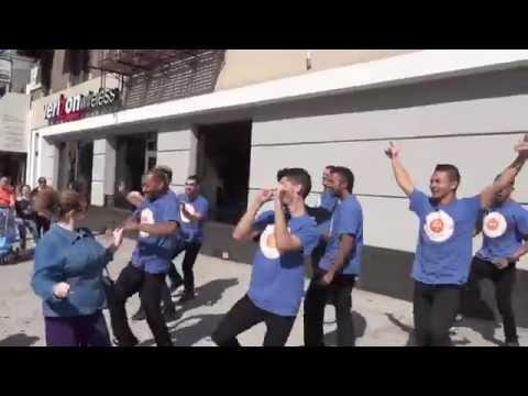 Provident Loan Society 120th Birthday Flash Mob Megamix