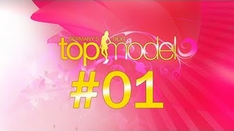 Let's Play - Germanys Next Topmodel 2011 - Part #01 [Deutsch/German]: Ein verdammt pinkes Spiel
