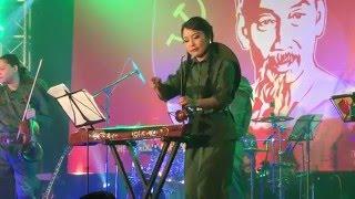 Tiếng hát giữa rừng Pắc Pó - Violin Anh Tú Xỉn - Đàn Bầu Phương Anh