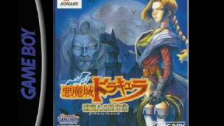 Castlevania Legends Music (Game Boy) - Dracula Castle Cathedral