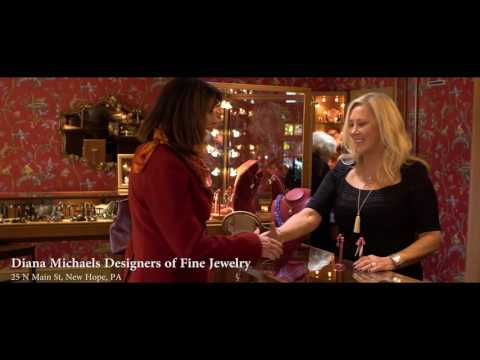 Welcome to Diana Michaels Jewelers in New Hope, PA