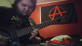 LTD ESP M-17 7 String Guitar Review (Extremely underpriced guitar)