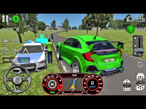 Real Driving Sim #13 Eco Driving! - Car Games Android gameplay